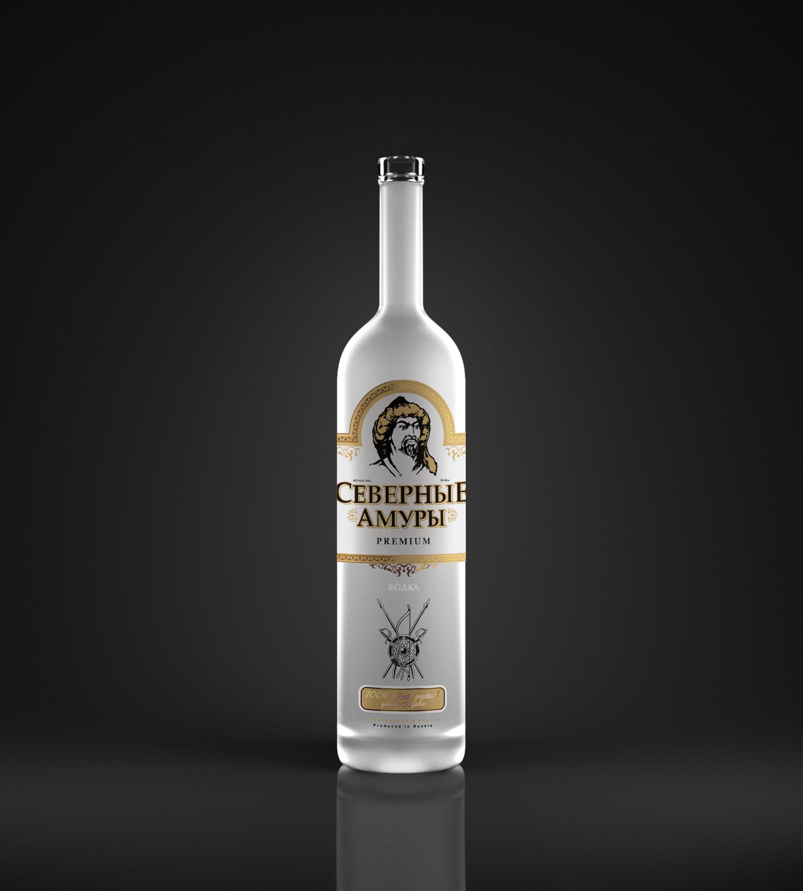 декор водки