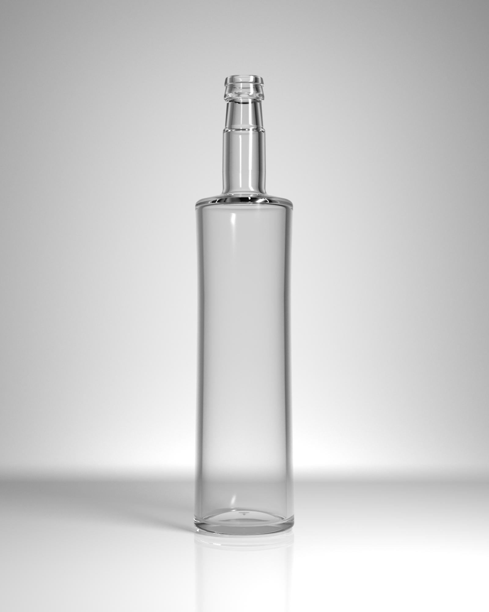 бутылка стеклянная Дикий мед