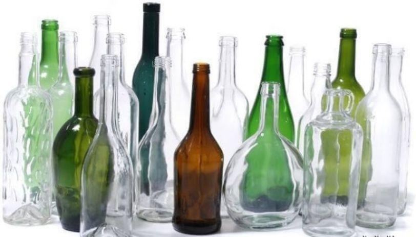 декор стеклотары под алкоголь