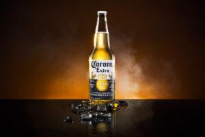 Декорирование бутылки пива